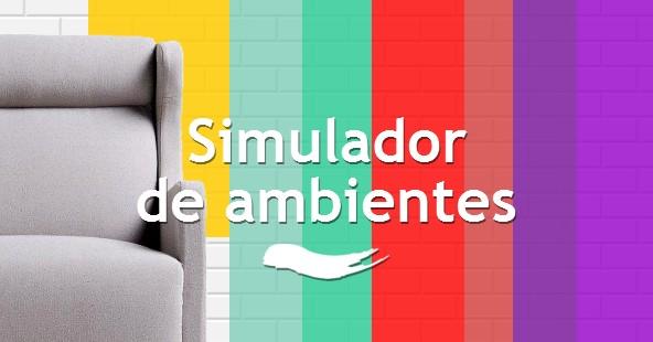 Tintas cores do brasil for Simulador de ambientes 3d